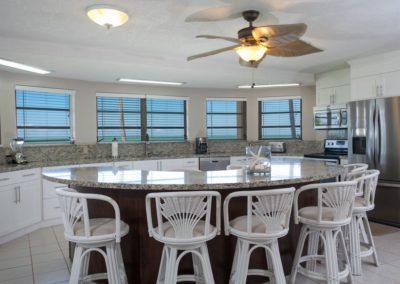 Interior - Kitchen with Waterview